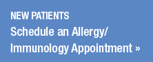 Schedule a new patient allergy-immunology appointment.