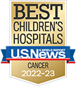U.S. News & World Report Best Children's Hospitals: Cancer