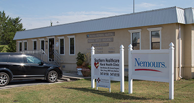 Our office conveniently provides pediatric specialty care right in Bonifay.