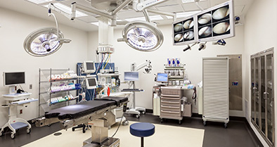 There's a fully equipped outpatient surgical suite right in our Bryn Mawr pediatric specialty care location.