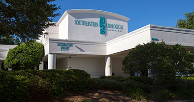 Nemours specialty care for kids is located in the Southeast Urological Center building on Centre Pointe Blvd.