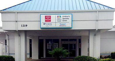 Our pediatric specialty office in Daytona Beach provides top-notch care.