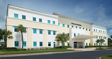 Our Destin pediatric specialty care office at 7720 U.S. Highway 98 W.