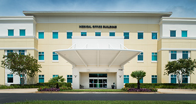 Our Destin office delivers excellent pediatric specialty care to area families.
