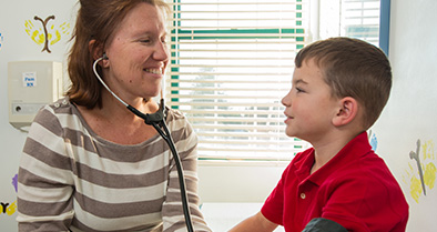 The nurses and staff at our Dover pediatrician office are experienced and knowledgeable.