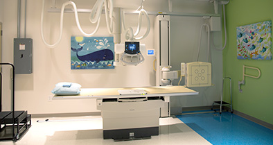 Onsite imaging and testing is available at our Glen Mills pediatric specialty care office.