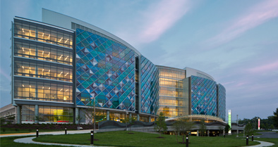 External image of the Nemours/A.I. duPont Hospital for Children