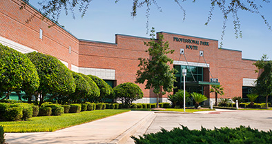 You can find our Jacksonville South pediatric specialty care offices near Baptist South Hospital in the Professional Park South building.