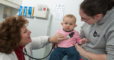 Our Milford pediatricians, nurses and staff are friendly and experienced.