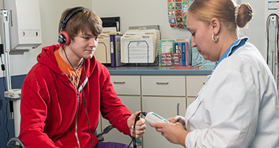 Our Milford pediatrician office cares for children and teens of all ages.