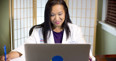 Nemours pediatricians are available for online visits daily.