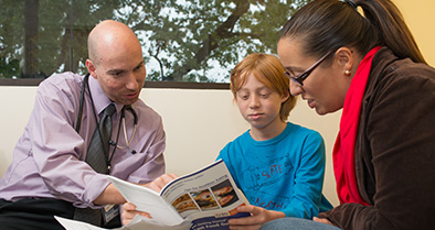Your child will be well taken care of by the doctors and staff in our Orlando pediatric specialty care office.