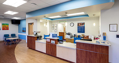 Our Oviedo pediatricians' office is a friendly and welcoming place for children and families.