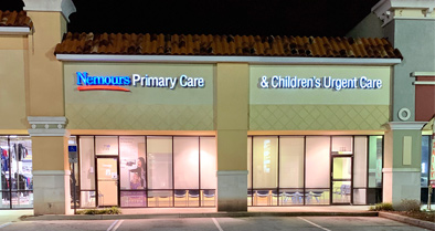 Our location on WP Ball Boulevard delivers pediatric urgent care to Sanford-area families.