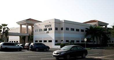 Nemours Children's Primary Care, Vero Beach is located adjacent to Indian River Hospital