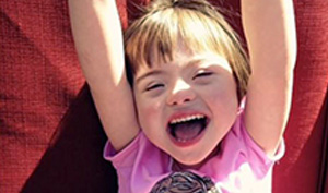 Franki tells her story of being treated for Down syndrome at Nemours.