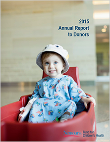 2013 Annual Report to Donors