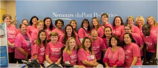 Nemours duPont Pediatrics, Seaford Staff