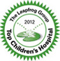 The Leapfrog Group logo, Top Children's Hospital 2012