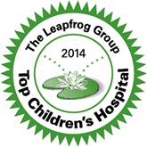 The Leapfrog Group Ranks Nemours Children's Hospital in 2014 Top Children's Hospital list