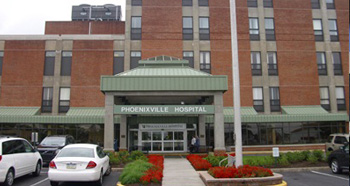 Nemours collaborating hospital, Phoenixville Hospital