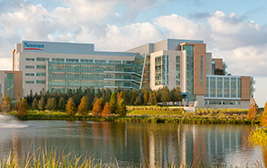 Nemours Children's Hospital in Orlando, Fla.