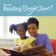 Learn more about Nemours Reading Brightstart!