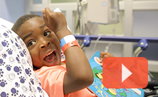 Video about sickle cell care at Nemours
