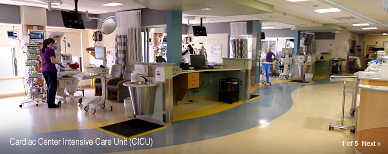 Nemours Cardiac Center Intensive Care Unit