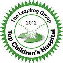 The Leapfrog Group 2012 Top Children's Hospital