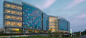 Nemours international hospitals for children in Wilmington, Del.
