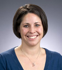 AI duPont Hospital's Christina Waddell, physician assistant