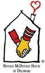 Ronald McDonald House of Delaware logo